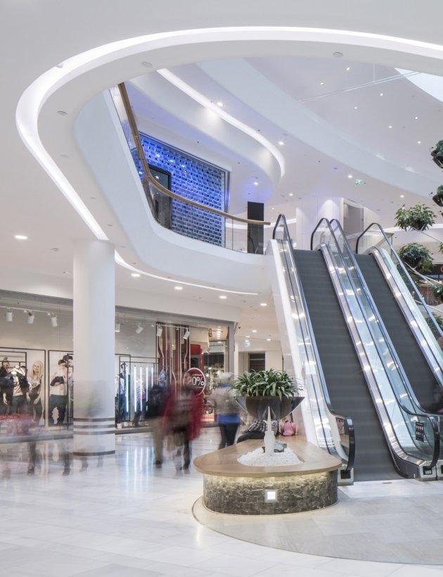 SCS Shopping City Süd | baierl + demmelhuber